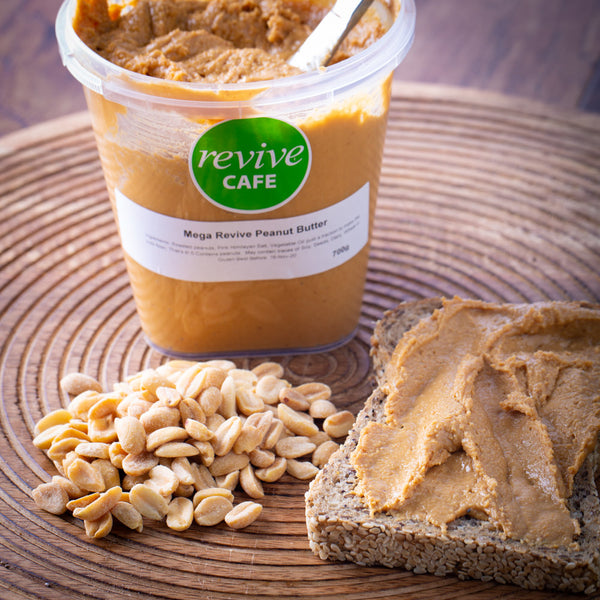 Revive Peanut Butter 700g MEGA - Revive Cafe