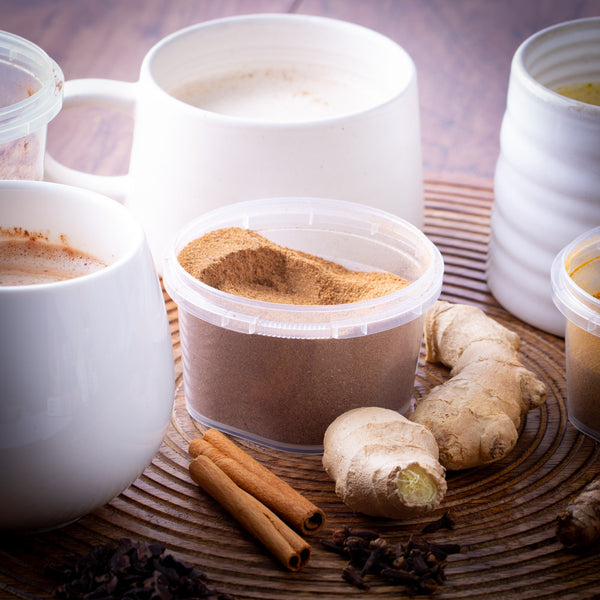 Revive Chai Latte Powder 120gm - Revive Vegan Cafe