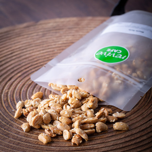 Revive Creation - Maple Infused Peanuts 130g - Revive Vegan Cafe