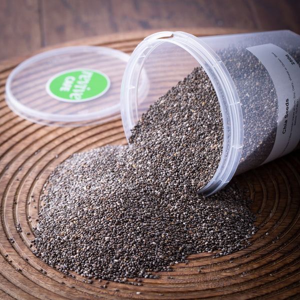 Chia Seeds - 250g - Revive Vegan Cafe