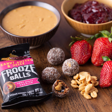 Frooze Balls Peanut Butter & Jelly 70g