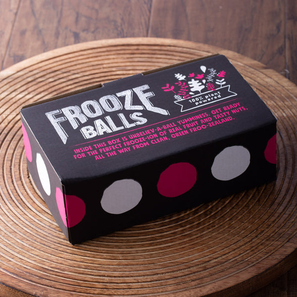 Frooze Balls Dual Infused Variety Box (6 packs) - Revive Cafe