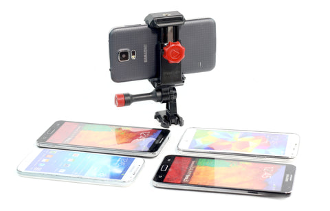 universal samsung galaxy S5 S6 note video mount