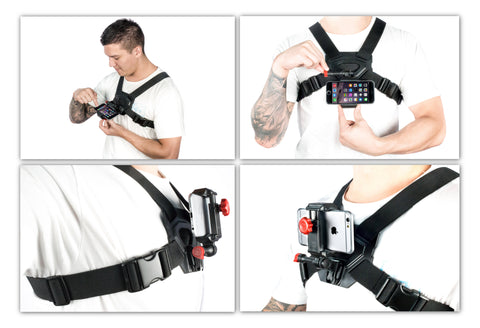 Velocity Clip Chest Mount
