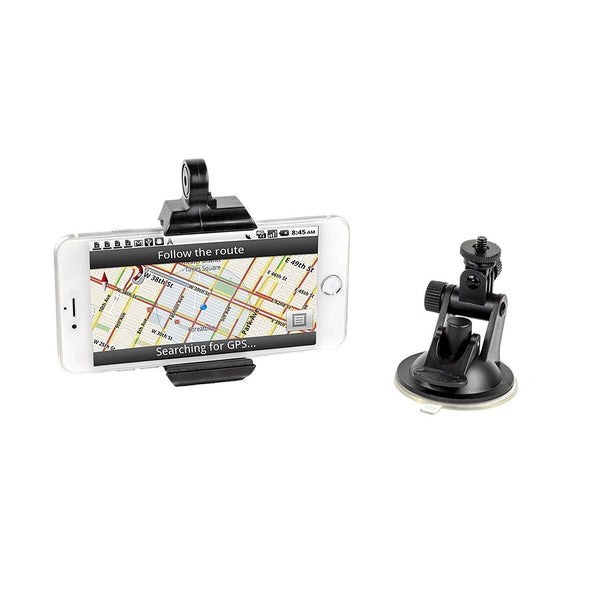 Velocity Clip & Car Window Suction Mount:Velocity Clip