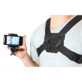 Velocity Clip Chest Mount Accessory:Velocity Clip