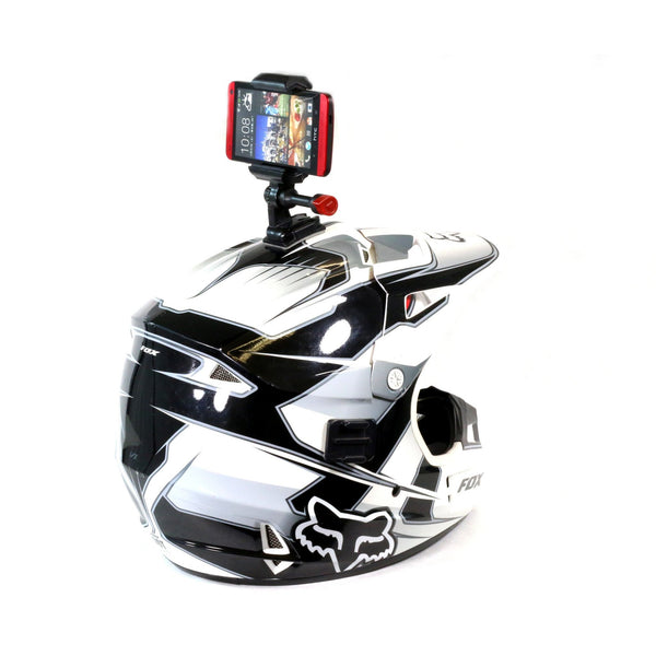 iPhone Helmet Camera Mount for POV Action Videos:Velocity Clip