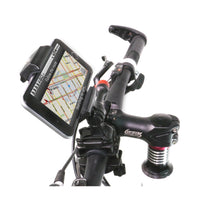 iPhone 6 and 6 plus GPS Handlebar Mount For Bikes - Ride Record Share Your Videos:Velocity Clip