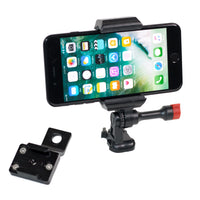 Velocity Clip And Mirror Motorcycle Mount:Velocity Clip