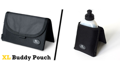 XL Buddy Pouch and H2O