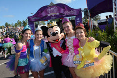 Disney Run with Buddy Pouch