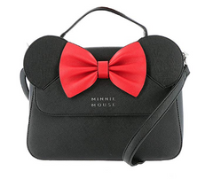 minnie mouse ears and bow bag