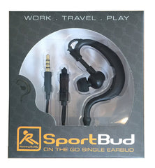 single ear sportbud