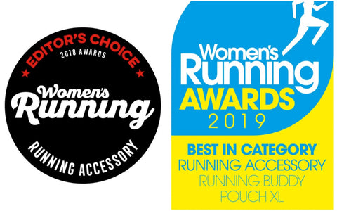 Womens Running Accessory Awards