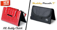XXL Buddy Pouch and XXL Clutch