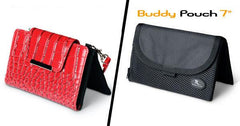 Buddy Pouch and Buddy Clutch