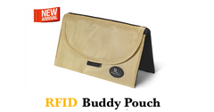 Buddy Pouch with RFID
