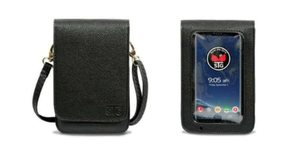 Metro RFID Touchscreen Purse