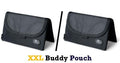 SUPER SAVER BUNDLE! Two XXL Buddy Pouches (With Middle Magnets)