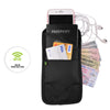 NEW! RFID Anti-Theft Premium Passport Neck Travel Wallet