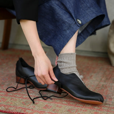 Booker & Co, the maker hobart, designed in Australia, leather shoes, statement shoes