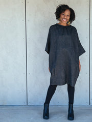 the maker, lj struthers, quadro dress, quadro tunic, designed and made in Tasmania
