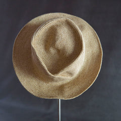 eritate: cris wide brim hat