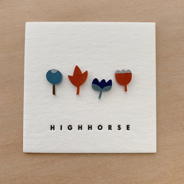 highhorse : leaf life quartet 07