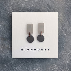 highhorse : lucky charm earrings 03