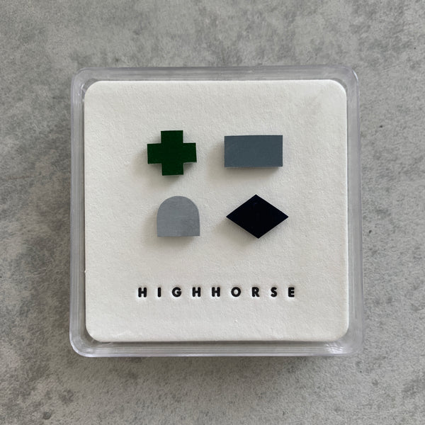 highhorse : mini boxed set 06