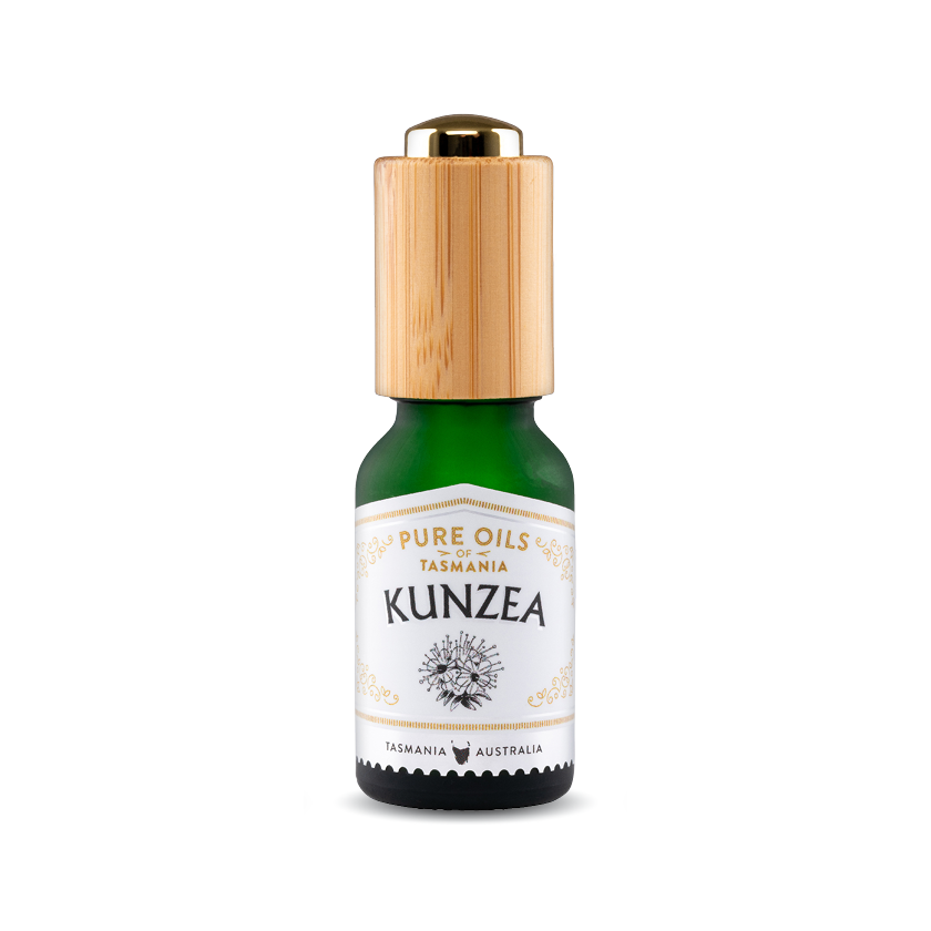 pure oils of tasmania : double oil set kunzea and blue gum