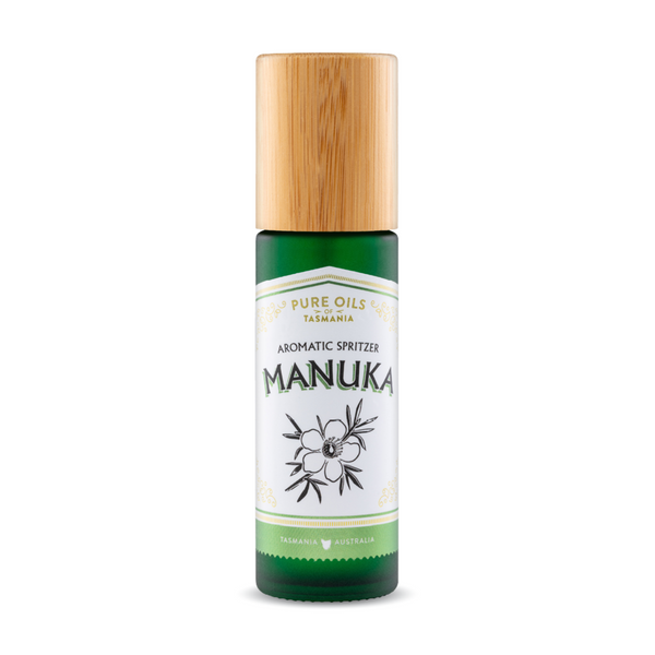 pure oils of tasmania : manuka rainwater spritzer