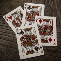 theory11 : monarchs playing cards