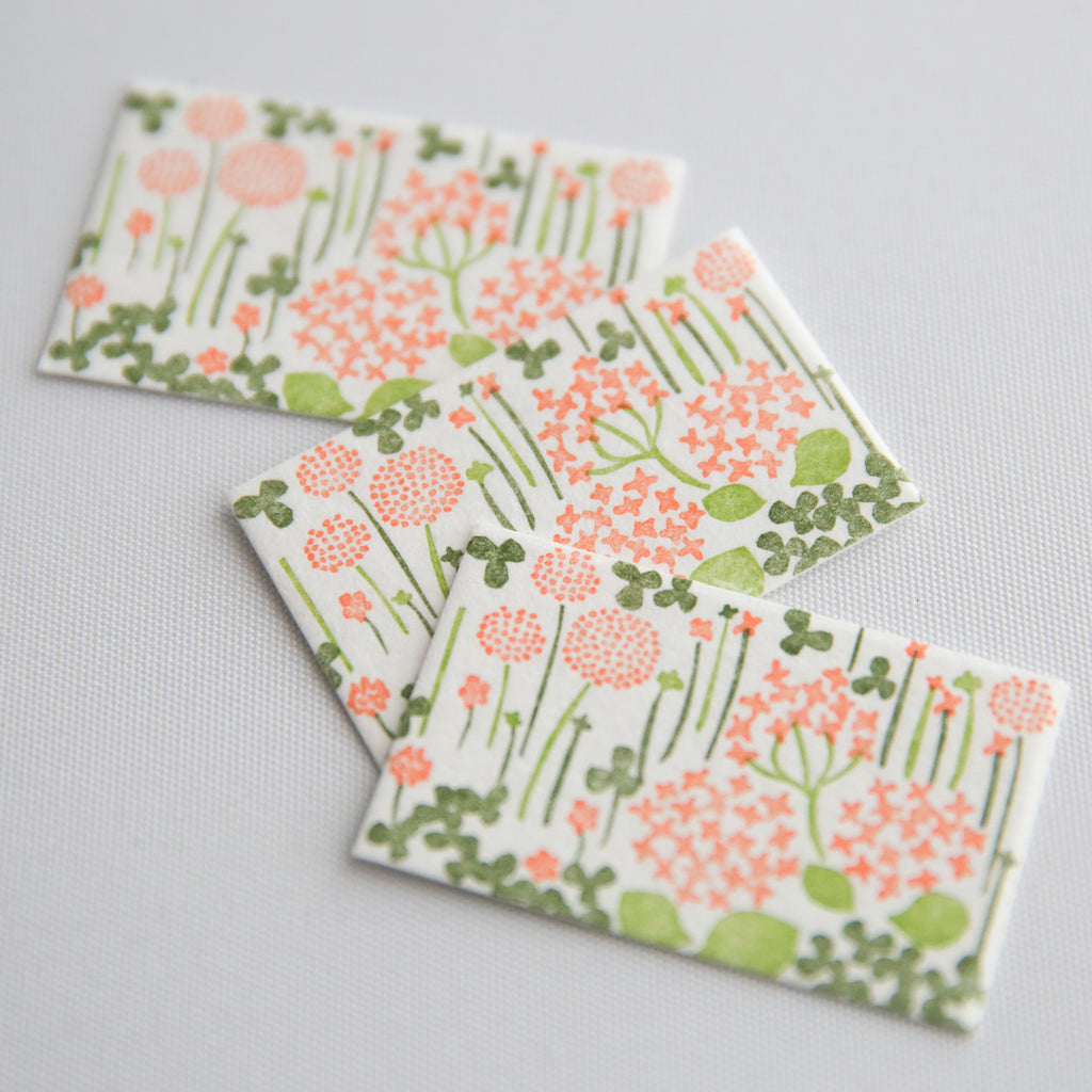 ten to sen : kobe matchbox note cards