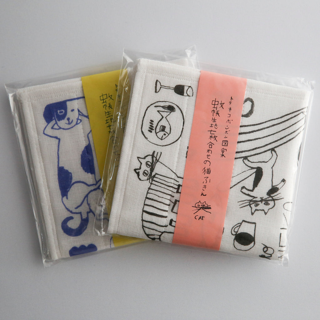 toraneko bonbon : kaya kitchen cloth