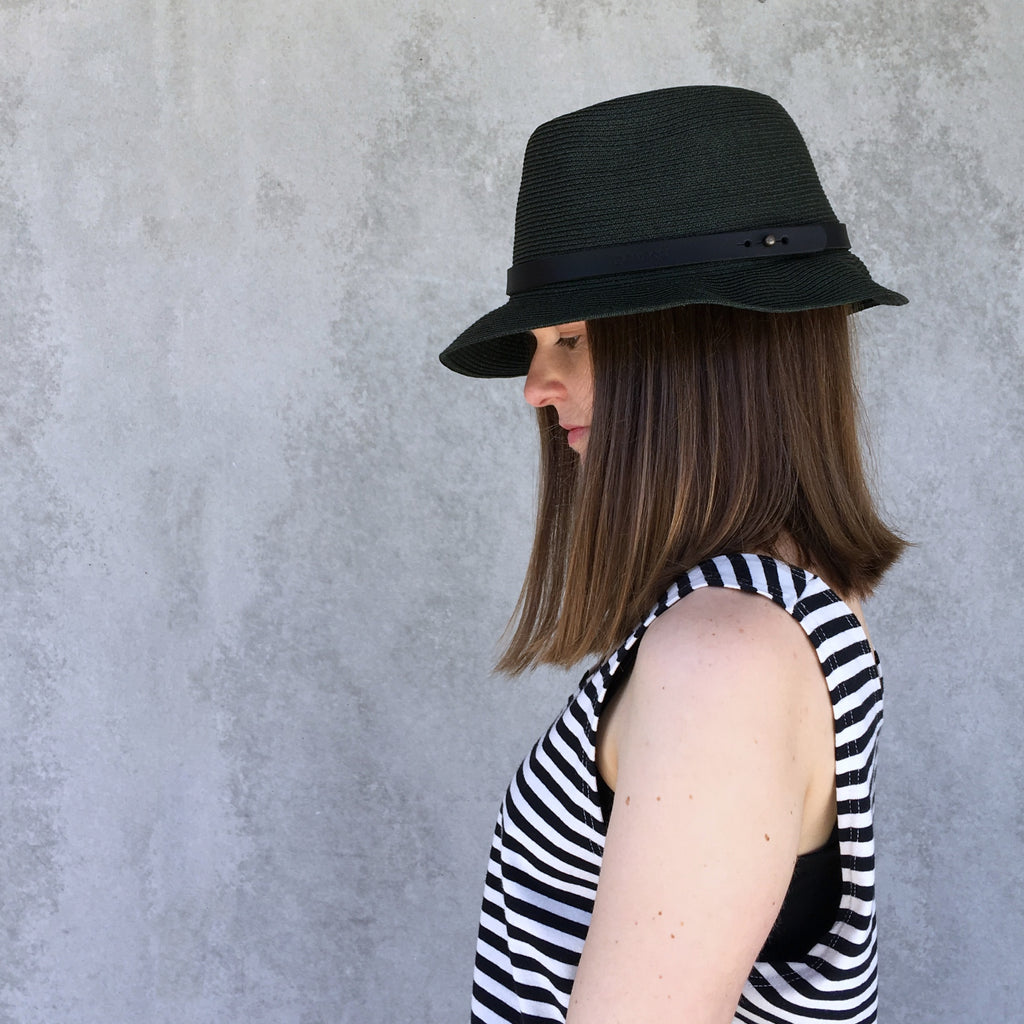 eritate : sunset brim hat