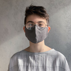 the maker : face mask in carbon L