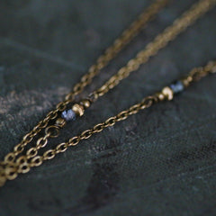 tabito : antique edo necklace