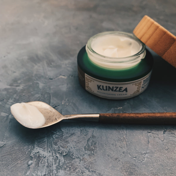 pure oils of tasmania : kunzea nourishing cream