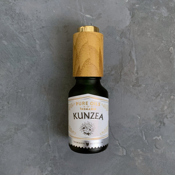 pure oils of tasmania : kunzea essential oil