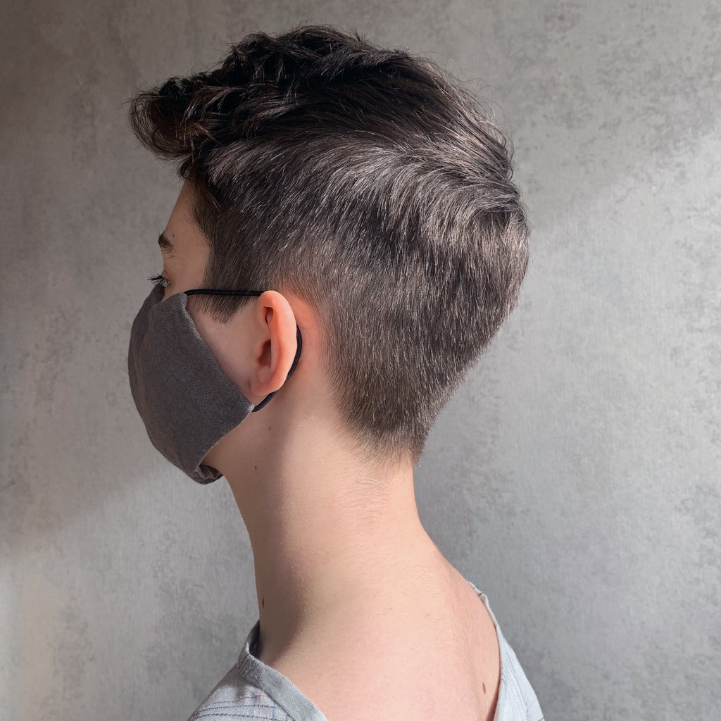 the maker : face mask in ash