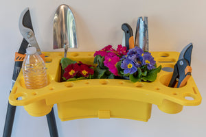 Garden Tool Caddy organize your garden tools