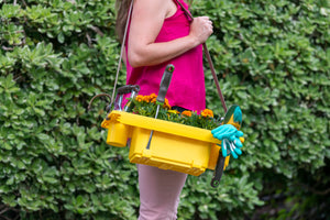 Garden & Tool Caddy Shoulder Strap