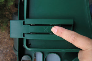 Garden & Tool Caddy organize your garden tools