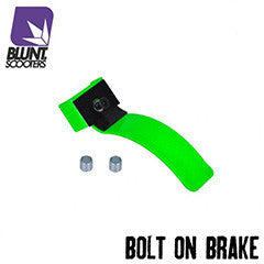 Blunt Brake Bolt on - Green