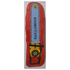 Schmitt Stix Chain Saw Red