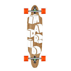 Madrid 3D Wood 35""