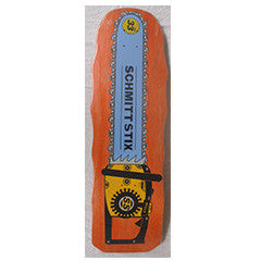 Schmitt Stix Chain Saw Orange