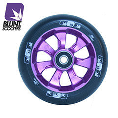 Blunt 7 spokes 110mm - Purple black