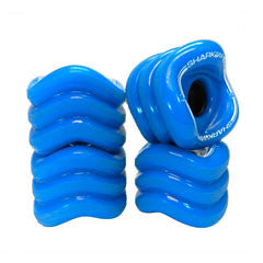 SharkWheel Sidewinder 70mm Wheels blue